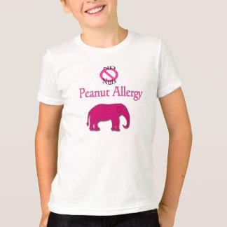Ninguna camisa Nuts del elefante de la alergia del