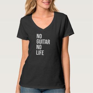 Ninguna guitarra ningún friki de la banda del camiseta