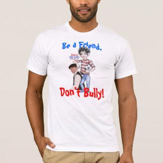 Ninguna tomadura de pelo y el tiranizar camiseta