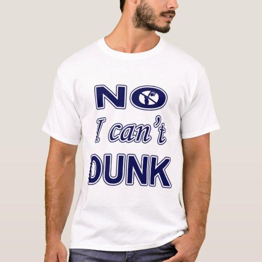 Ningunas clavadas… todos los threes camiseta