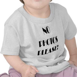 ¡Ningunas fotos satisfacen! Camiseta