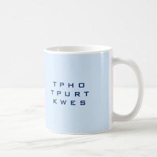 Ningunas otras preguntas - retraso - hablan para taza de café