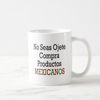 Ningunos mares Ojete Compra Productos Mexicanos Taza De Café