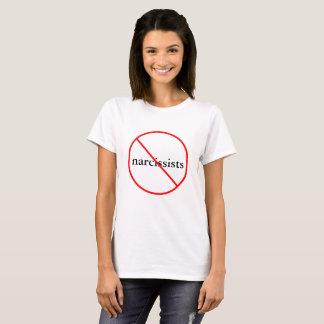 Ningunos Narcissists - camiseta de algodón