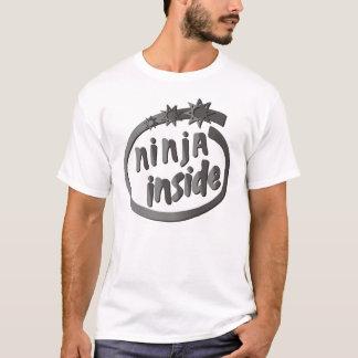 ¡Ninja dentro! Camiseta