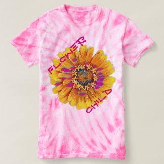 Niño de flor camiseta