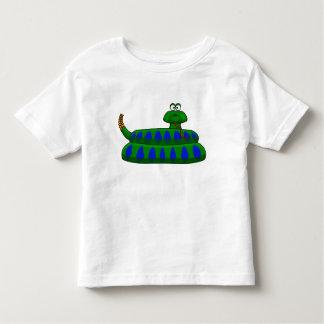 Niño de la camisa del dibujo animado del muchacho