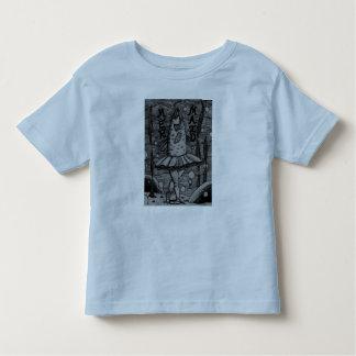 Niño de la camiseta de la sirena
