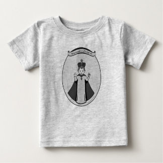 Niño de la camiseta del bebé/del niño de Praga