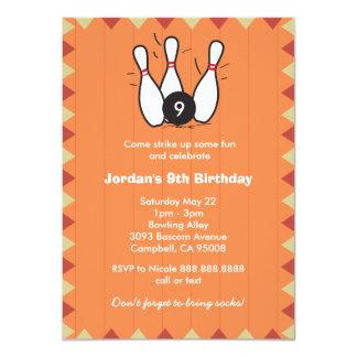 Niño o fiesta de cumpleaños de los adultos que invitación 11,4 x 15,8 cm