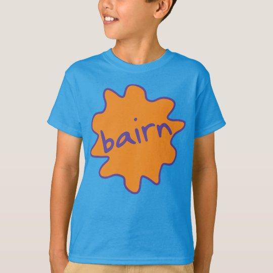 Niño, Yorkshire, la camiseta de los niños