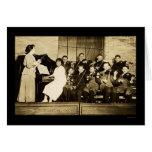 Niños 1910 de la orquesta felicitacion