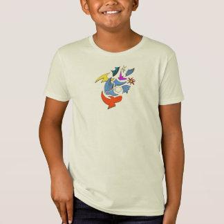 niños de la naturaleza de la bahía del buda camiseta