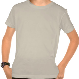 niños de la naturaleza de la bahía del buda camisetas