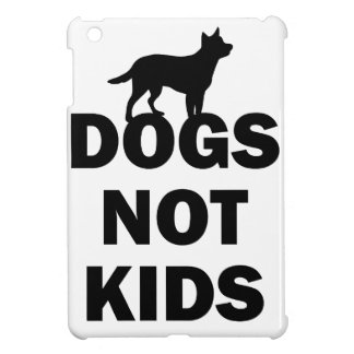 Niños de los perros no