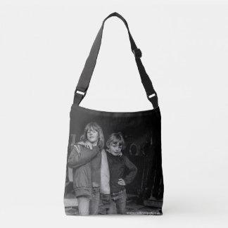 """""""Niños en"""" bolso abandonado de la fotografía del"""