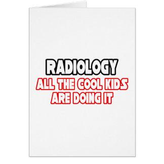 Niños frescos de la radiología… felicitacion