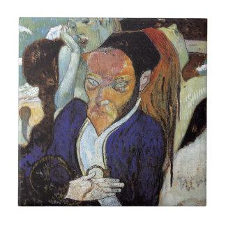 Nirvana, retrato de Jacob Meyer de Haan de Paul Azulejo Cuadrado Pequeño