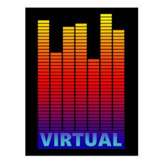 Niveles virtuales postal