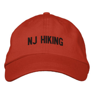 NJ QUE CAMINA el gorra ajustable