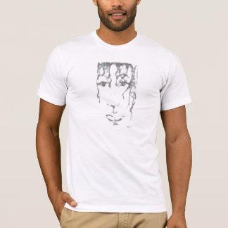 No. 3 - Arte de Digitaces (blanco) Camiseta