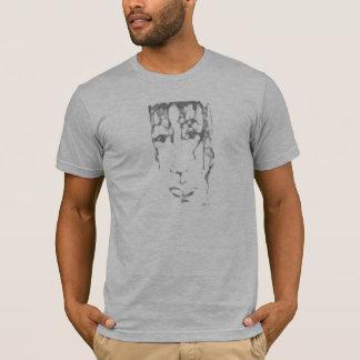 No. 3 - Arte de Digitaces (gris brezo) Camiseta