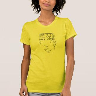No. 3 - Arte de Digitaces (sol) Camiseta