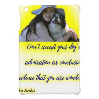 No acepte la admiración de su perro