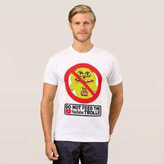 NO ALIMENTE la camiseta de los DUENDES el   de