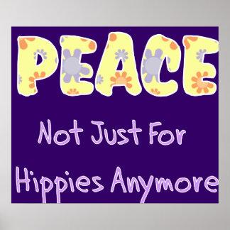 No apenas para los hippies impresiones