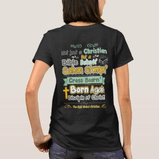 No apenas un cristiano camiseta
