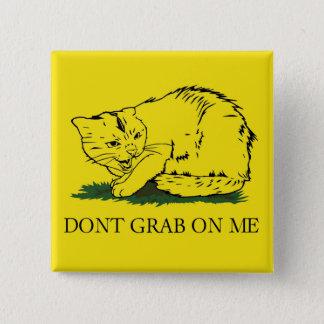 No asga en mí el botón
