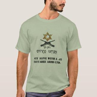 ¡No atornille con un judío! Camiseta