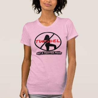 No camisetas sin mangas del modelo del gorjeo