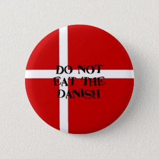 No coma el botón danés