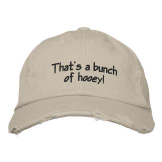 No crea que todo que usted ve o que oye gorra de béisbol