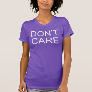 No cuide la camiseta Tumblr