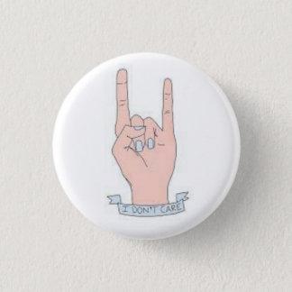 No cuido el botón