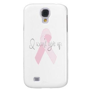 No daré para arriba al cáncer de pecho samsung galaxy s4 cover