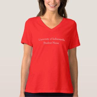 """""""No dé para arriba"""" la camisa del estudiante del"""