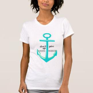 No dé para arriba la nave camisetas