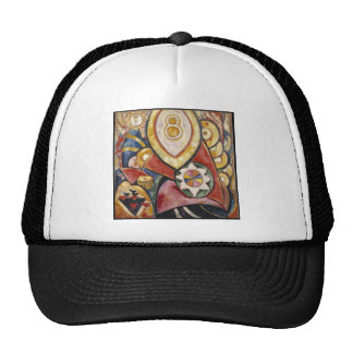 No. de pintura 48 de Marsden Hartley Gorras