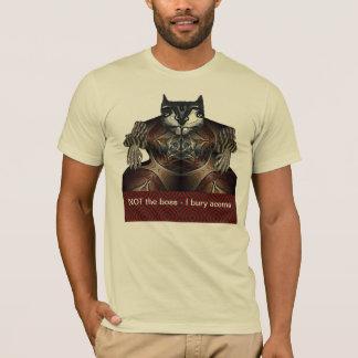 NO el jefe - entierro las bellotas Camiseta