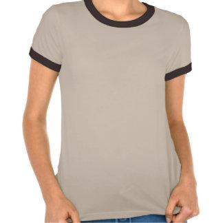 No embarazado camisetas