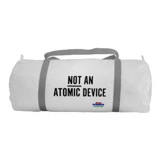 (No) envase de transporte atómico del dispositivo Bolsa De Deporte