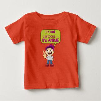 no es dibujos animados que es camiseta del ANIMADO