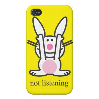 No escuchando iPhone 4 cobertura