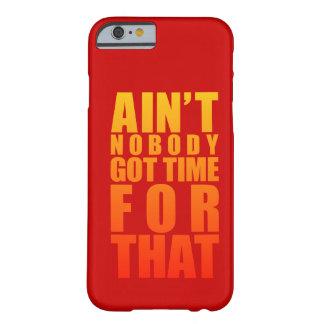 No está nadie hora conseguida para ese caso del funda de iPhone 6 barely there