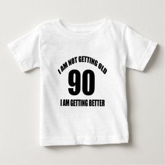 No estoy consiguiendo 90 viejos que estoy camiseta de bebé