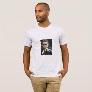 """""""No hace el abucheo."""" Camiseta de Obama"""